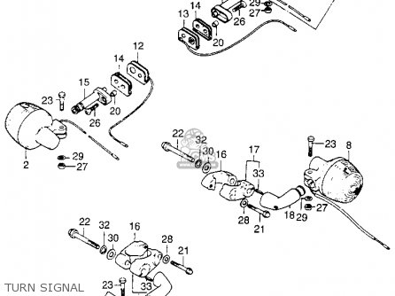 Bmx 110cc Atv Wiring Diagram on honda chopper parts