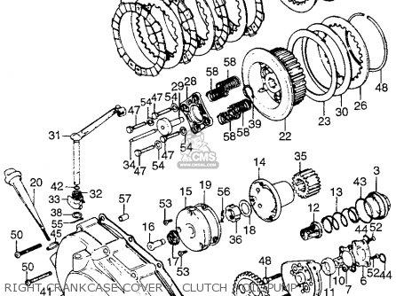 Frame Wire Harness Tools Schematic Honda Tl125 Trials K1 Usa