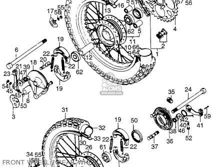 1979 Fiat Spider Wiring Diagram also Honda Cb550 Cafe Racer Wiring Diagram furthermore Wiring Diagram 1986 Honda Xl250 besides Honda Tl125 Trials K2 Usa Parts Lists likewise Partslist. on 1976 honda cb400f parts