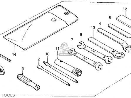 honda tl125 wiring diagram honda cf50 wiring diagram