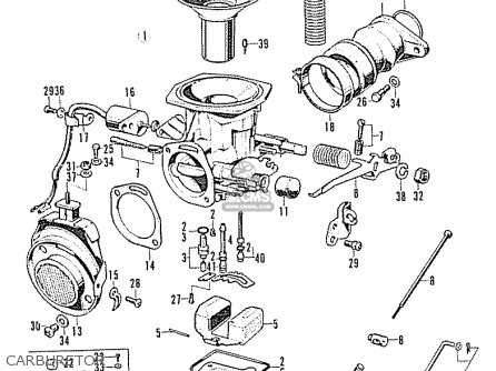 66 Mustang Alternator Wiring Diagram furthermore Headlight Switch Wiring Diagram 1969 Gto also 1967 Chevy Nova Engine Wiring Diagram furthermore Ford 289 2 Barrel Carburetor as well 67 Mustang Ammeter Wiring Diagram. on 1966 mustang horn wiring diagram