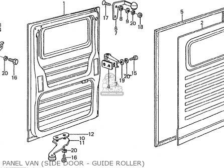 Tailgate Trim Panel