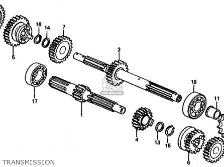Honda Fourtrax 250 Service Manual