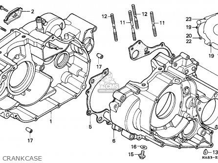 Honda 250 Recon Wiring Diagram