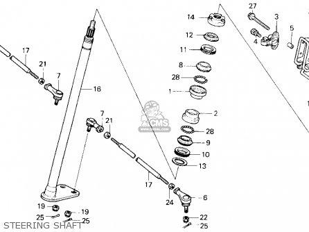 honda trx250 fourtrax 250 1987 h usa parts lists and. Black Bedroom Furniture Sets. Home Design Ideas
