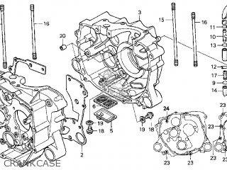 Wiring Diagram 1998 Honda Recon