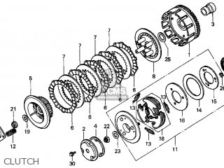 Honda Recon 250 Battery Diagram