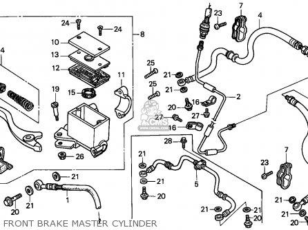 Trx250r Diagram