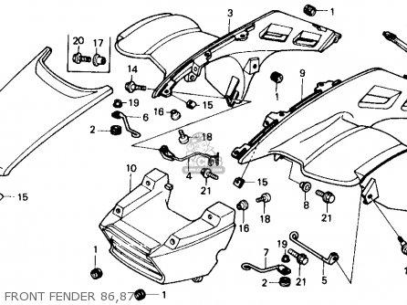 honda trx250r fourtrax 250r 1986 usa front fender 86 87_mediumhu0256f0700_abd5 1986 honda trx 125 parts 1986 find image about wiring diagram,1986 Honda Trx 125 Wiring Diagram