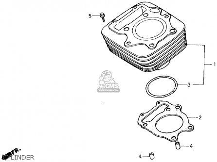 Honda Trx250x Fourtrax 250x 1988 J Usa Parts Lists And Schematics