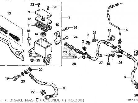 Harley Sportster Carburetor Diagram