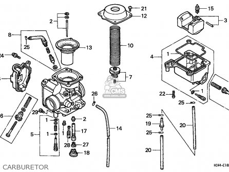 Trx 300 Engine Diagram on honda rancher wiring diagram