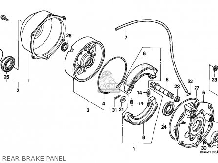 Wiring Diagram For A 2000 Honda Foreman 450 Es