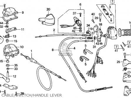 Trx300 Wiring Diagram also Honda Trx300 Fourtrax 300 1999 Usa Right Crankcase Cover likewise Partslist further Honda Rancher 350 Carburetor Diagram additionally 1996 Honda 300 Trx Wiring Diagram. on trx300fw wiring diagram