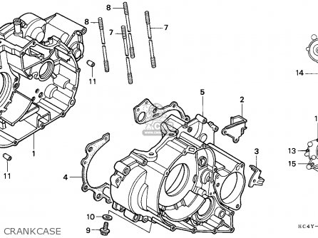 honda helix cn250 carburetor diagram  honda  free engine