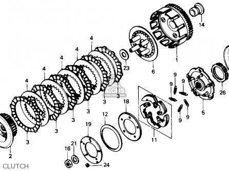 91 Honda 300 Fourtrax Crankcase Schematics