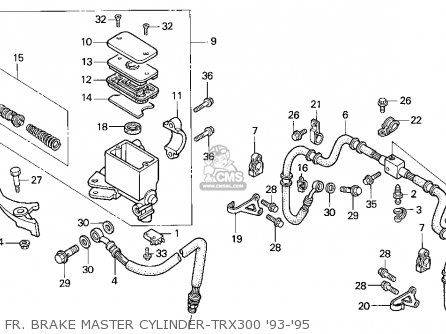 1995 honda fourtrax 300 wiring diagram 1995 image 1995 honda fourtrax 300 parts diagram 1995 image about on 1995 honda fourtrax 300 wiring