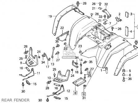 besides 2000 Honda Trx 350 Wiring Diagram likewise Yamaha Big Bear 1999 350 4x4 Wiring Diagram in addition Honda Fourtrax 300 Starter Schematic in addition Honda Fourtrax 300 Starter Schematic. on 1995 trx 300 wiring schematic