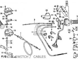 Honda Trx300 Fourtrax 300 1999 Usa Parts List Partsmanual Partsfiche