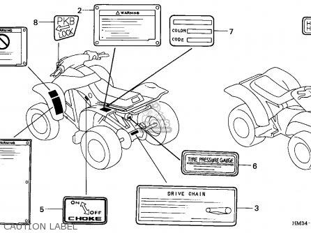 Honda Rincon Wiring Diagram