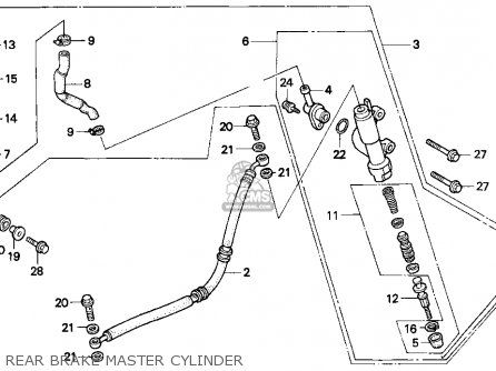 Wiring Diagram For 1993 Honda 300 Fourtrax