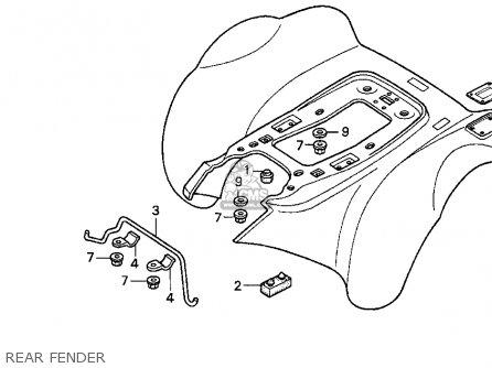 Honda 300 Ex Wiring Diagram
