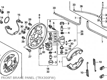 2004 honda rancher wiring diagram with 1988 Honda Fourtrax 300 Brake Diagram on 3 Speed Electric Motor Wiring Diagram as well Ac Dc Car Heater Fan together with Wiring Diagram For Honda Trx250ex further Honda 450 Foreman Es Drive Diagram additionally Carburetor Vacuum Lines Youtube Html.