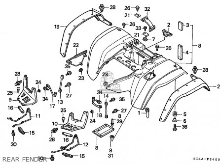 Honda Trx 200 Wiring Diagram also Honda Foreman 400 Fan Wiring in addition 87 Yamaha Big Bear 350 Wiring Diagram 1987 as well Diagram For A 2012 Honda Foreman besides 1987 Honda 250x Wiring Diagram. on wiringhonda