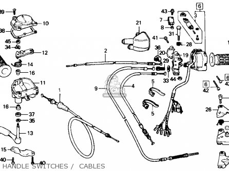 Honda Trx300 Fourtrax 300 1988 J Usa Front Fender Schematic