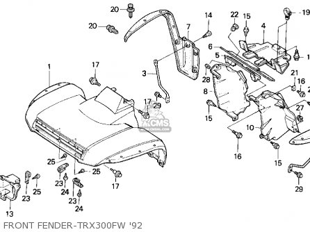 1999 Yamaha Kodiak 400 4x4 Wiring Diagram