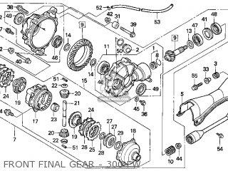 1995 Honda Fourtrax 300 Wiring Diagram in addition 285333 2005 Honda 400ex Air Fuel Screw further Honda Fourtrax 300ex Wiring Diagram further 1988 2000 Honda Trx 300 2x4 4x4 Fw Throttle Cable Free U S Shipping also Honda Recon Rear Axle Diagram. on 99 honda fourtrax 300 4x4
