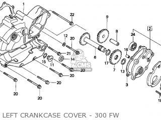 wiring diagram for 1993 honda 300 fourtrax  wiring  free