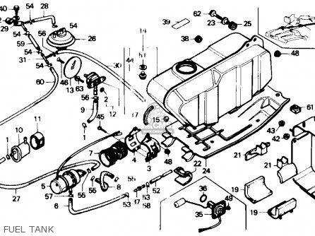 1986 Honda 200sx Fourtrax Wiring Diagram
