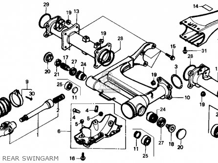 1993 Honda Trx 300 Parts. 1993. Find Image About Wiring Diagram ...