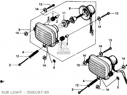 Honda Foreman Fuel Pump