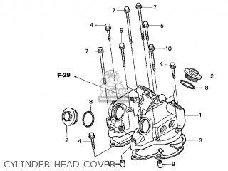 Honda Trx400ex 2004 4 Usa Parts Lists And Schematics