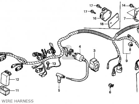 john deere 4500 parts diagram