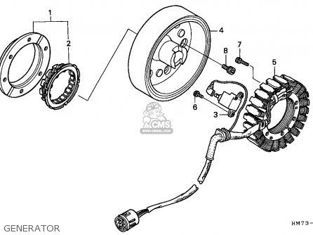 97 Honda Trx 400 Engine Diagram