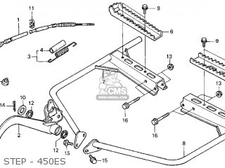 Honda Foreman Serial Number Location also 2002 Honda Crf450r Wiring Diagram together with Honda Foreman Rubicon Wiring Diagram as well Battery Location On Honda 300 Fourtrax additionally Kawasaki Bayou 300 Fuel Line Diagram. on honda foreman vin number location