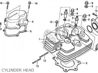 Kawasaki Prairie 4 Wheeler Wiring Diagram additionally Honda Dream Yuga Wiring Diagram moreover 87 Honda 250 Fourtrax Carburetor Hose besides Wiring Diagram Honda Foreman 450 in addition Honda Trx 90 Engine Diagram. on honda recon 250 wiring