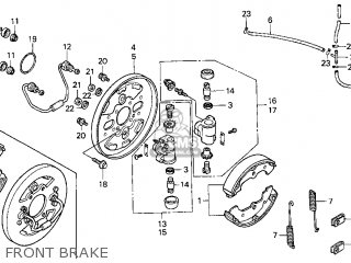 F  24 additionally Honda 3 2 Cylinder Diagram also Klx 110 Engine Diagram further 6lryr Find Serial Number 2007 Honda Rubicon in addition Atv Coloring Pages. on honda atv vin number location
