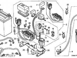 1999 Honda Foreman 450 Es Wire Harness on honda 300ex wiring diagram