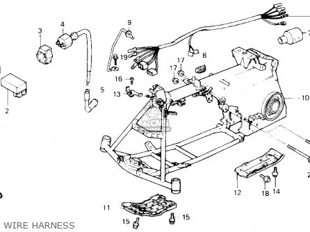honda trx70 fourtrax 70 1986 g usa wire harness_mediumhu0307b213b_dab1 1987 honda trx 70 wiring diagram wiring diagram