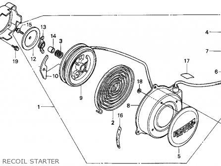 Honda 250 Recon Brake Diagram