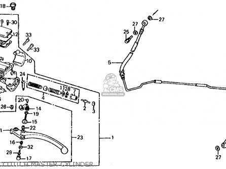 honda vf1000r 1985 f usa california parts lists and schematics rh cmsnl com Honda VFR750F Honda Hurricane