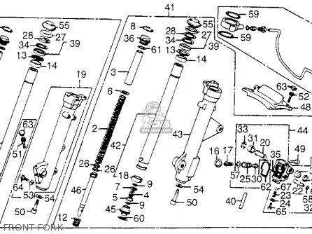 honda vfc magna   usa parts list partsmanual partsfiche