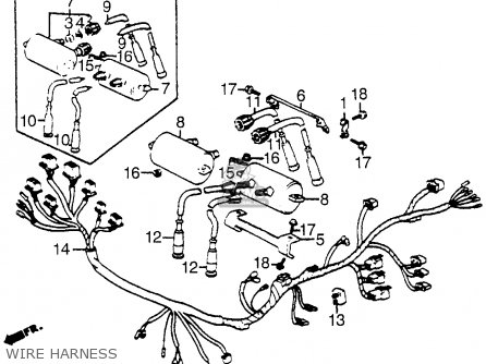 1985 ford f700 wiring diagram pictures to pin on pinterest