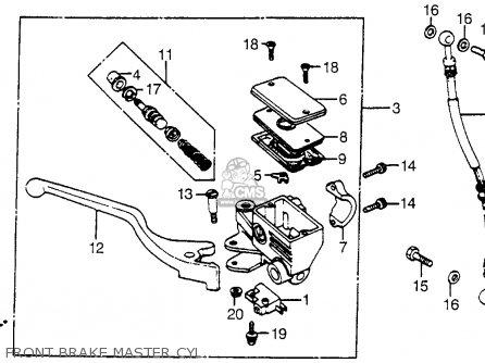 Honda Vf500f 500 Interceptor 1985 Usa Clutch Master Cylinder together with Honda Xl100s 1984 Usa Rear Brake Panel likewise Honda Vf500c V30 Magna 1984 Usa Transmission besides Wiring Diagram For 84 Honda Magna additionally Partslist. on honda vf500c v30 magna 1984 usa parts lists