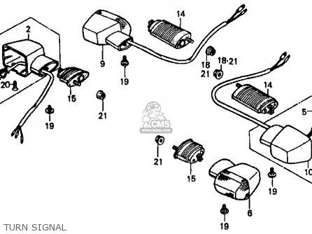 Honda Hornet Fuse Box