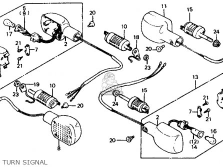 honda atv oem parts diagram for carburetor partzilla
